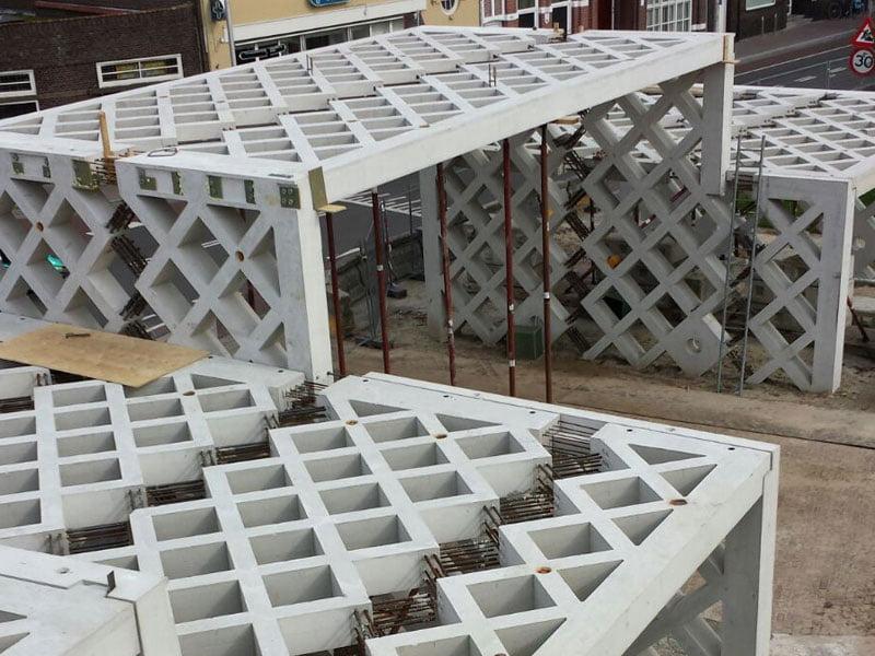 IBOC constructie museum de pont tilburg Schoppers constructie advies