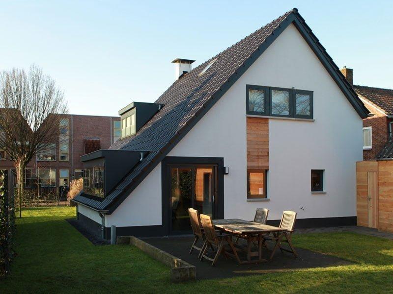 IBOC verbouw woning in crisistijd Rinke ter Haar architectuur