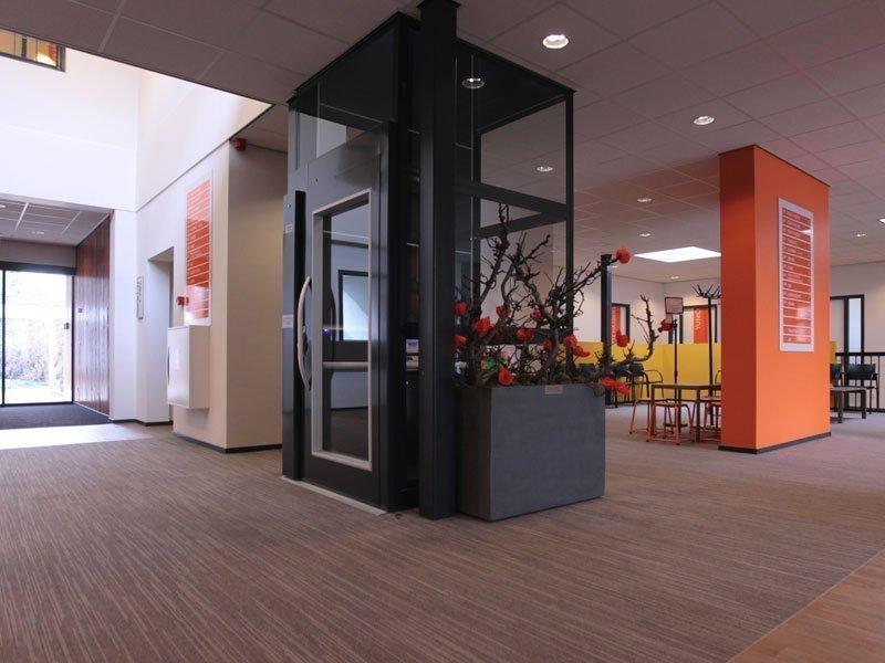 IBOC gezondheidscentrum De Nassau Rinke ter Haar Architectuur