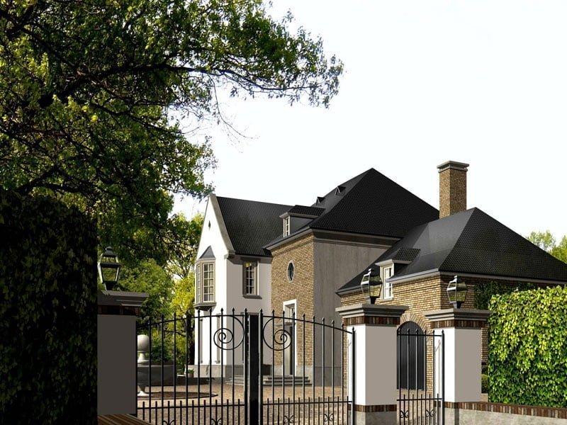 IBOC landhuis Franse manoir kaleien Gerrit ter Horst