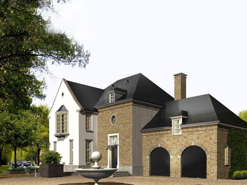 IBOC landhuis Franse manoir kaleien Gerrit Jan ter Horst