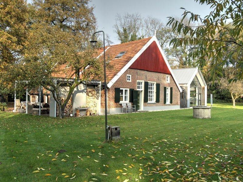 IBOC monuIBOC monumentale boerderij Rinke ter Haar architectuurmentale boerderij