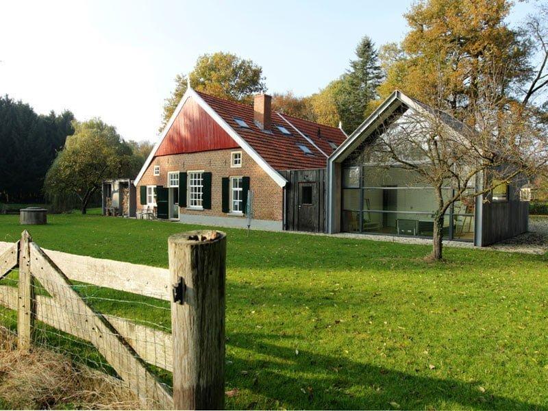 IBOC monumentale boerderij Rinke ter Haar architectuur