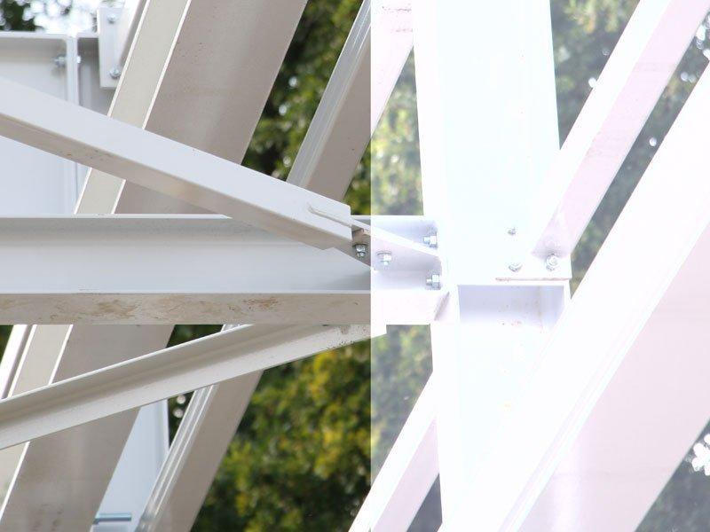 IBOC Nieuwbouw showroom en werkplaats KNB Mechanisatie Schoppers constructie en advies
