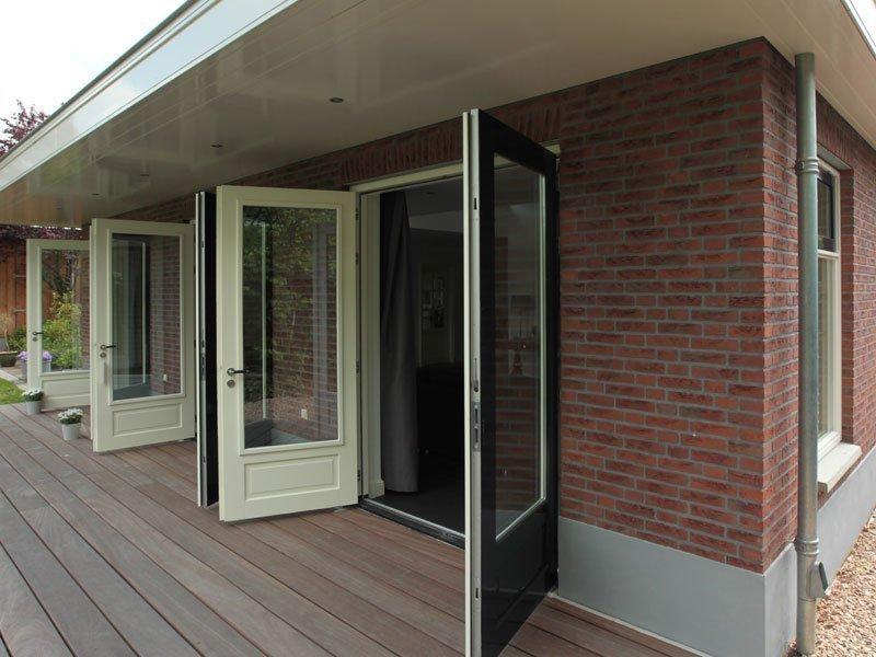 IBOC verbouw notariswoning Rinke ter Haar architectuur