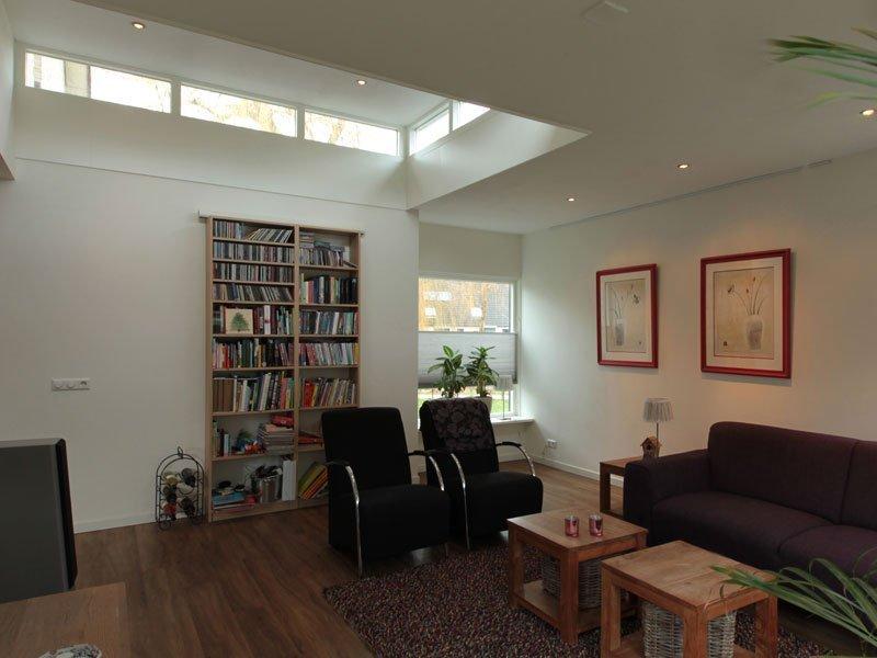IBOC plafond verhogen licht Rinke ter Haar Architectuur